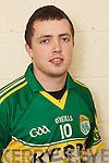 Padraig OConnor member of the Kerry U-21 panel 2012