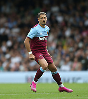 West Ham United's Javier Hernandez<br /> <br /> Photographer Rob Newell/CameraSport<br /> <br /> Football Pre-Season Friendly - Fulham v West Ham United - Saturday July 27th 2019 - Craven Cottage - London<br /> <br /> World Copyright © 2019 CameraSport. All rights reserved. 43 Linden Ave. Countesthorpe. Leicester. England. LE8 5PG - Tel: +44 (0) 116 277 4147 - admin@camerasport.com - www.camerasport.com