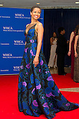Actress Gugu Mbatha-Raw arrives for the 2016 White House Correspondents Association Annual Dinner at the Washington Hilton Hotel on Saturday, April 30, 2016.<br /> Credit: Ron Sachs / CNP<br /> (RESTRICTION: NO New York or New Jersey Newspapers or newspapers within a 75 mile radius of New York City)
