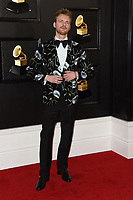 LOS ANGELES - JAN 26:  Finneas O'Connell at the 62nd Grammy Awards at the Staples Center on January 26, 2020 in Los Angeles, CA
