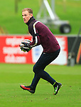 Joe Hart of England - England Training & Press Conference - UEFA Euro 2016 Qualifying - St George's Park - Burton-upon-Trent - 11/11/2014 Pic Philip Oldham/Sportimage