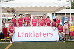 Linklaters team during Swire Touch Tournament on 03 September 2016 in King's Park Sports Ground, Hong Kong, China. Photo by Marcio Machado / Power Sport Images