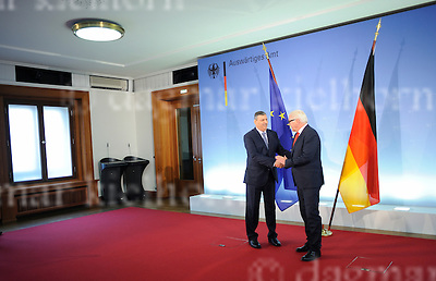 November 03-2016,German Foreign Office,Berlin,Germany<br />