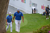 Hideki Matsuyama (JPN) heads to 18 during round 4 of the World Golf Championships, Mexico, Club De Golf Chapultepec, Mexico City, Mexico. 2/24/2019.<br /> Picture: Golffile | Ken Murray<br /> <br /> <br /> All photo usage must carry mandatory copyright credit (© Golffile | Ken Murray)