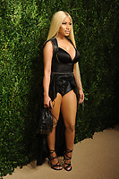 NEW YORK, NY - NOVEMBER 6: Nicki Minaj at the 14th Annual CFDA Vogue Fashion Fund Gala at Weylin in Brooklyn, New York City on November 6, 2017. Credit: John Palmer/MediaPunch /NortePhoto.com