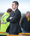 East Fife manager Gary Naysmith .
