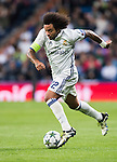 Marcelo Vieira Da Silva of Real Madrid in action during the 2016-17 UEFA Champions League match between Real Madrid and Legia Warszawa at the Santiago Bernabeu Stadium on 18 October 2016 in Madrid, Spain. Photo by Diego Gonzalez Souto / Power Sport Images