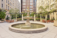 Courtyard at 340 West 57th Street