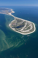 Monomoy island, Aerial view, Chatham, Cape Cod, MA 4500 ft