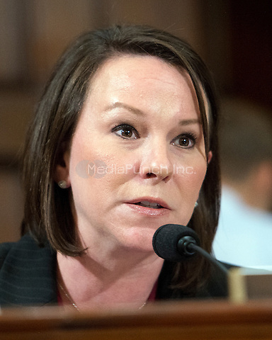 United States Representative Martha Roby (Republican of Alabama) questions former United States Secretary of State Hillary Rodham Clinton, a candidate for the 2016 Democratic Party nomination for President of the United States, as she testfies before the US House Select Committee on Benghazi on Capitol Hill in Washington, DC on Thursday, October 22, 2015.<br /> Credit: Ron Sachs / CNP/MediaPunch<br /> (RESTRICTION: NO New York or New Jersey Newspapers or newspapers within a 75 mile radius of New York City)
