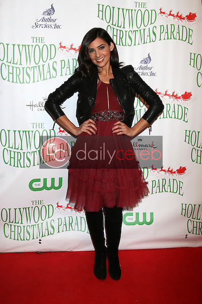 Camila Banus<br /> at the 85th Annual Hollywood Christmas Parade, Hollywood Boulevard, Hollywood, CA 11-27-16<br /> David Edwards/DailyCeleb.com 818-249-4998
