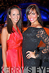 Helenna Hanbridge and Maria O'Meara enjoying the Rose of Tralee International Fashion Show on Sunday.   Copyright Kerry's Eye 2008
