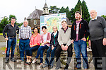 A CENTURY OF CELEBRATION: Pictured are members of the Sheen Valley 1916 Committee preparing to host their event which takes place this weekend in the Kenmare Bay Hotel with l-r Stephen O'Sullivan, Patsy O'Sullivan, Maureen Riley, Irene Carey, Mary Lucey, Daniel O'Connor, Mortimer O'Shea and Michael Lynch.