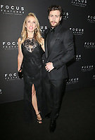 07 January 2018 - Beverly Hills, California - Sam Taylor-Johnson, Aaron Taylor-Johnson. Focus Features 75th Golden Globe Awards After-Party held at the Beverly Hilton Hotel. <br /> CAP/ADM/FS<br /> &copy;FS/ADM/Capital Pictures