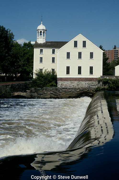 Slater Mill, Pawtucket, RI