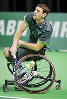 14-02-13, Tennis, Rotterdam, ABNAMROWTT, Joachim gerard
