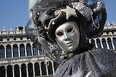 Carnival in Venice 2012, Photo: Bettina Strenske