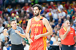 Javier Beiran during Spain vs Dominican Republic friendly match in Madrid. August 22, 2019. (ALTERPHOTOS/Francis González)