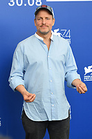 VENICE, ITALY - SEPTEMBER 4: Woody Harrelson attends the photocall for Three Billboards Outside Ebbing, Missouri during the 74th Venice Film Festival on September 4, 2017 in Venice, Italy.<br /> CAP/BEL<br /> &copy;BEL/Capital Pictures