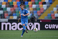 Daniele Rugani of Juventus <br /> during the Serie A football match between Udinese Calcio and Juventus FC at Friuli stadium in Udine <br />  (Italy), July 23th, 2020. Play resumes behind closed doors following the outbreak of the coronavirus disease. Photo Federico Tardito / Insidefoto