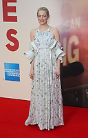 Emma Stone at the 61st BFI London Film Festival - Battle of the Sexes - American Express Gala at Odeon Leicester Square, London on October 7th 2017<br /> CAP/ROS<br /> &copy; Steve Ross/Capital Pictures