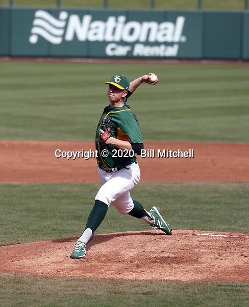 Trey Morrill - 2020 Yavapai College Roughriders (Bill Mitchell)