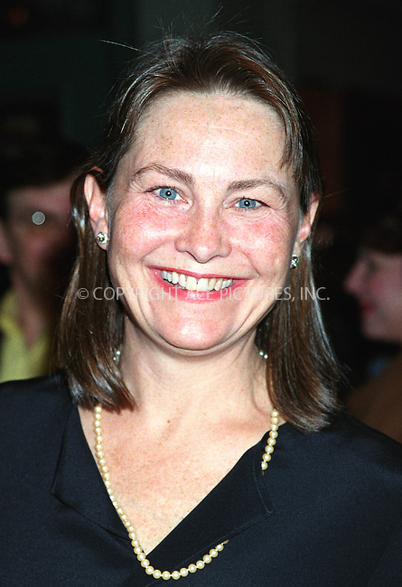 """Actress CHERRY JONES attending the play opening of """"The Crucible"""" starring Liam Neeson and Laura Linney at the Virginia Theatre on Broadway in New York. March 7, 2002. © 2002 by Alecsey Boldeskul/NY Photo Press.   ..*PAY-PER-USE*      ....NY Photo Press:  ..phone (646) 267-6913;   ..e-mail: info@nyphotopress.com"""