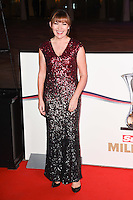 Lorraine Kelly<br /> at the Millies 2016, Guildhall, London.<br /> <br /> <br /> &copy;Ash Knotek  D3212  14/12/2016