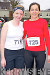 Pictured at the Gneeveguilla 5k winter series run on Killarney on Saturday morning were Bridget Flynn and Jane Kearney.......