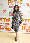 Debra Messing.attendingthe Broadway Opening Night Performance of 'Peter And The Starcatcher' at the Brooks Atkinson Theatre on 4/15/2012 in New York City.