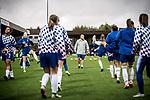 Chelsea 0 Arsenal 5, 14/10/2018. Cherry Red Records Stadium, FA Women's Super League. Photo by Simon Gill.