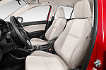 Front seat view of2016 Mazda CX5 Premium Edition 5 Door SUV Front Seat car photos