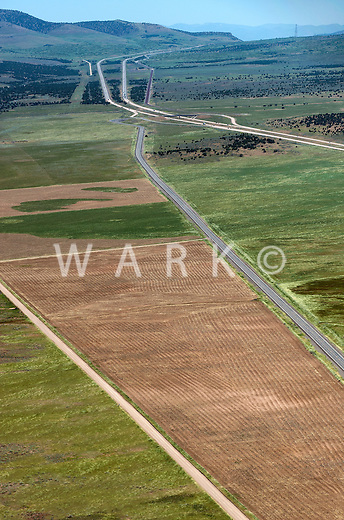 Holden Utah highways and fields