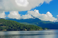 The Sunshine Coast<br /> Jervis Inlet<br /> British Columbia<br /> Canada