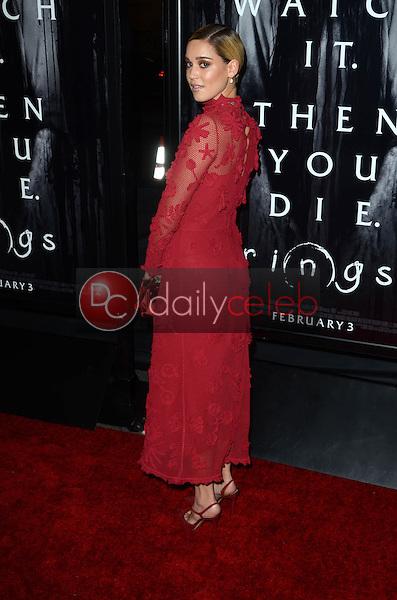 "Matilda Lutz<br /> at the ""Rings"" Los Angeles Special Screening, Regal LA Live, Los Angeles, CA 02-02-17<br /> David Edwards/DailyCeleb.com 818-249-4998"