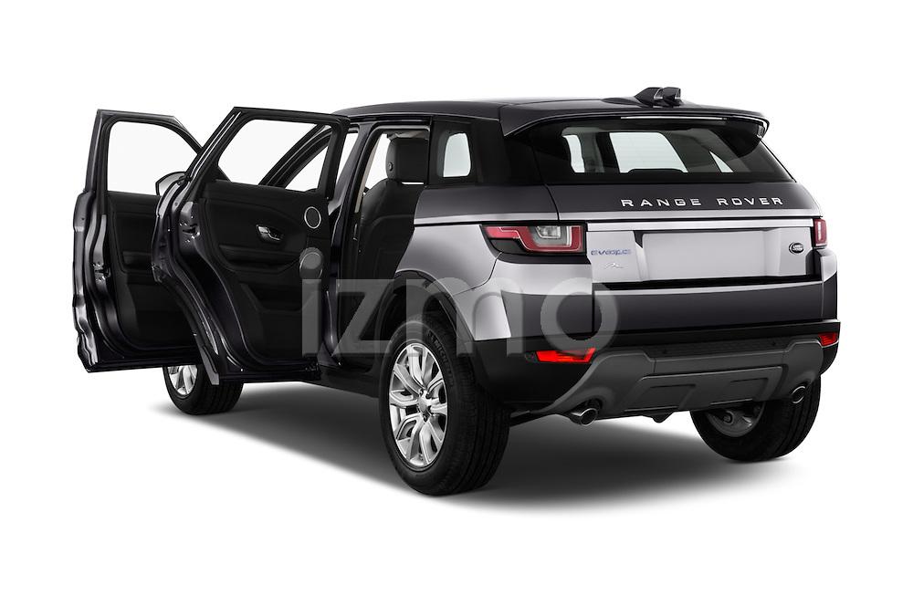 Car images of 2016 Land Rover Range Rover Evoque HSE 5 Door Suv Doors
