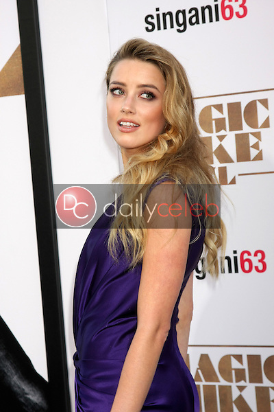 """Amber Heard <br /> at the """"Magic Mike XXL"""" Premiere, TCL Chinese Theater, Hollywood, CA 06-25-15<br /> David Edwards/DailyCeleb.com 818-249-4998"""