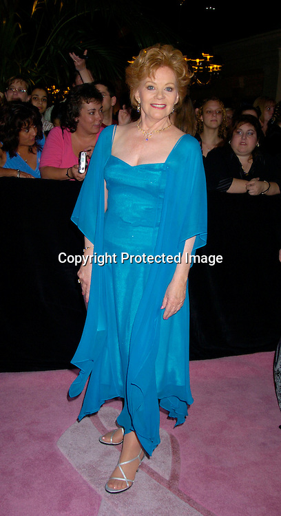 Kathleen Noone..arriving at the Daytime Emmy Awards on May 21, 2004 at the Sheraton...Photo by Robin Platzer, Twin Images