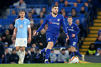 Mateo Kovacic of Chelsea in action during Chelsea vs Malmo FF, UEFA Europa League Football at Stamford Bridge on 21st February 2019