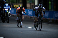 Junior Men Road Race<br /> UCI Road World Championships Richmond 2015 / USA