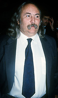 David Crosby, 1990, Photo By John Barrett/PHOTOlink