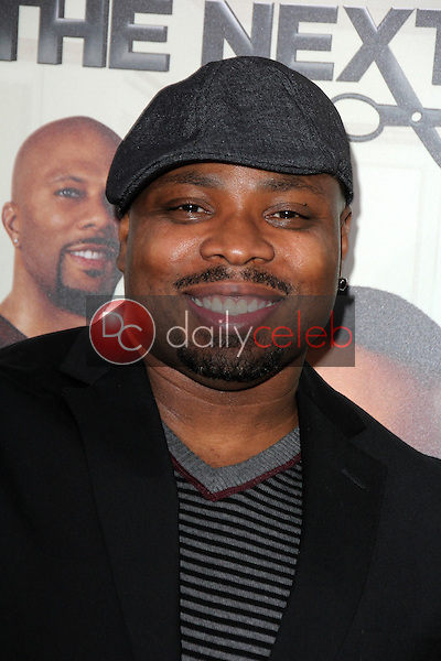 Aries Spears<br />