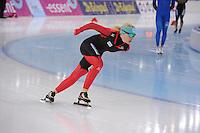 SPEEDSKATING: SOCHI: Adler Arena, 20-03-2013, Training, Stephanie Beckert (GER), © Martin de Jong