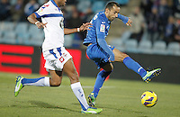 Getafe's Diego Castro during La Liga match. February 01, 2013. (ALTERPHOTOS/Alvaro Hernandez) /NortePhoto