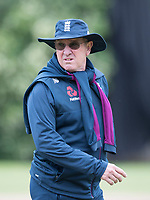 Trevor Bayliss during a Training Session at Edgbaston Stadium on 10th July 2019