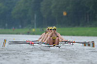 Amsterdam, NETHERLANDS, AUS BW4X,  2011 FISA U23 World Rowing Championships, Thursday, 21/07/2011 [Mandatory credit:  Intersport Images]