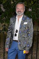 Graham Norton at The Serpentine Gallery Summer Party 2015 at The Serpentine Gallery, London.<br /> July 2, 2015  London, UK<br /> Picture: Dave Norton / Featureflash