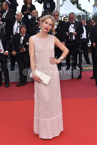 Julia Dietze<br /> 'Loving' screening arrivals during the 69th International Cannes Film Festival, France May 16, 2016.<br /> CAP/PL<br /> &copy;Phil Loftus/Capital Pictures /MediaPunch ***NORTH AND SOUTH AMERICA ONLY***