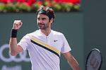 Roger Federer (SUI) defeated Borna Coric (CRO)