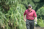 Michael Douglas during the World Celebrity Pro-Am 2016 Mission Hills China Golf Tournament on 22 October 2016, in Haikou, China. Photo by Weixiang Lim / Power Sport Images